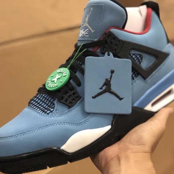 856f50063152 Nike Air Jordan 4 Retro Travis Scott Cactus Jack